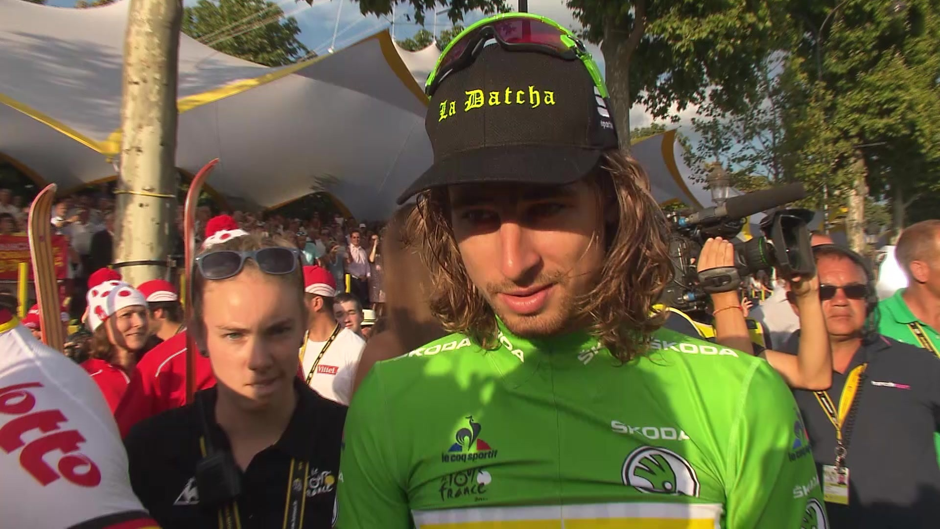 Sagan je už v Riu, bude mať bicykel s meniacimi sa farbami