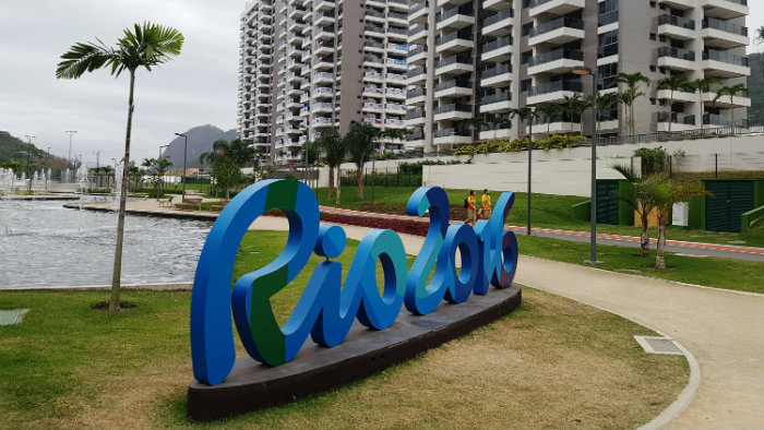 Pouličná kriminalita v Riu počas hier