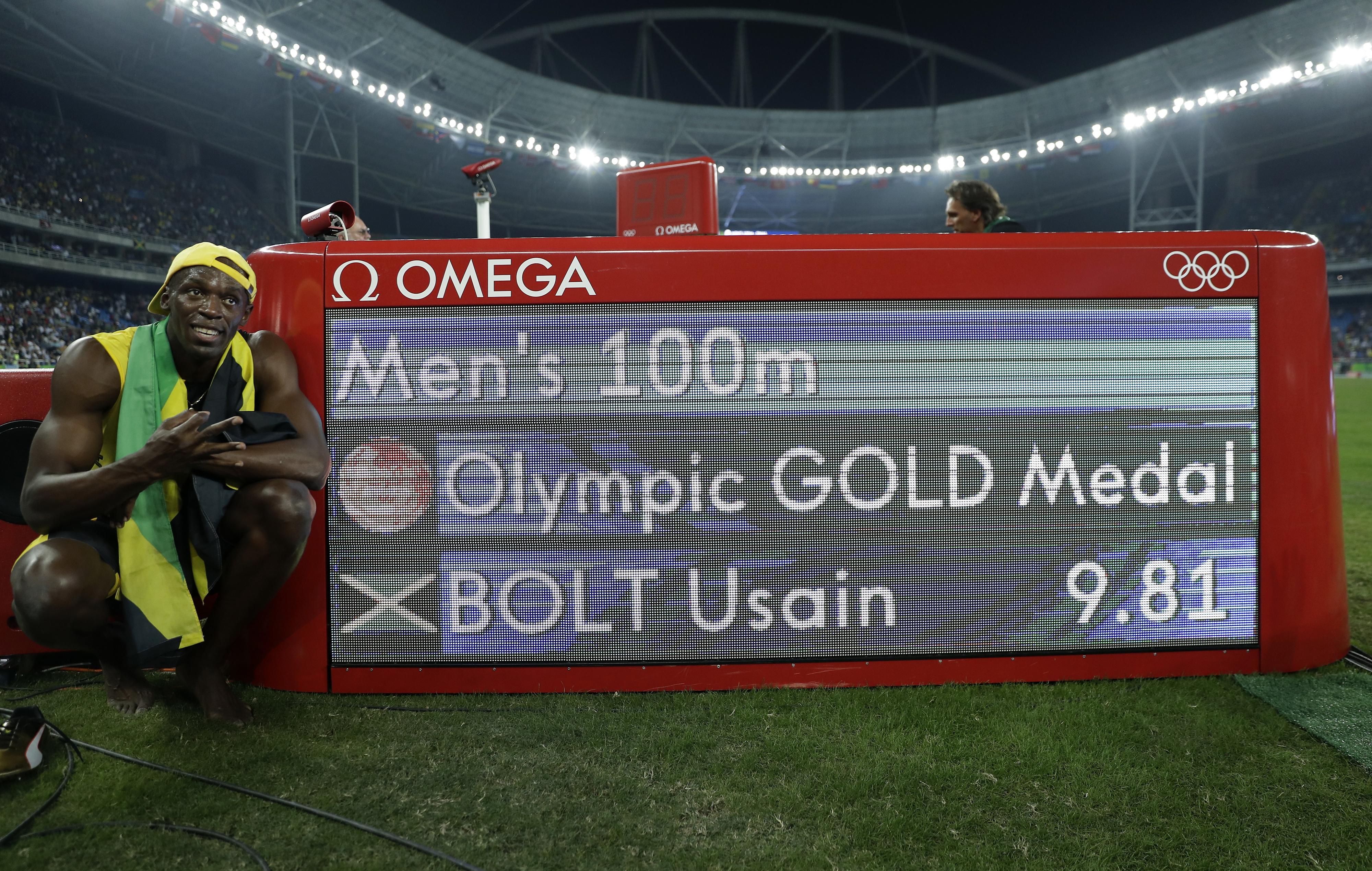 Bolt vyhral siedme zlato, Van Niekerk prekonal Johnsona