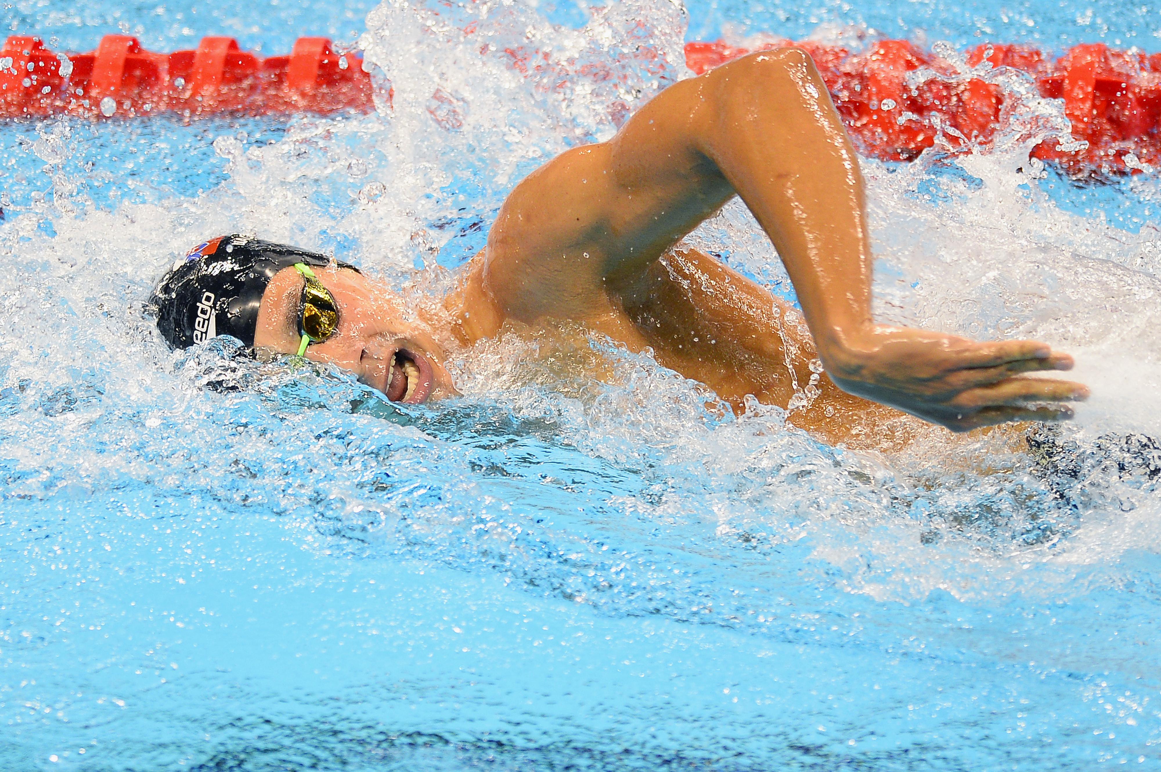 Nagy o Phelpsovi: Je to fenomén