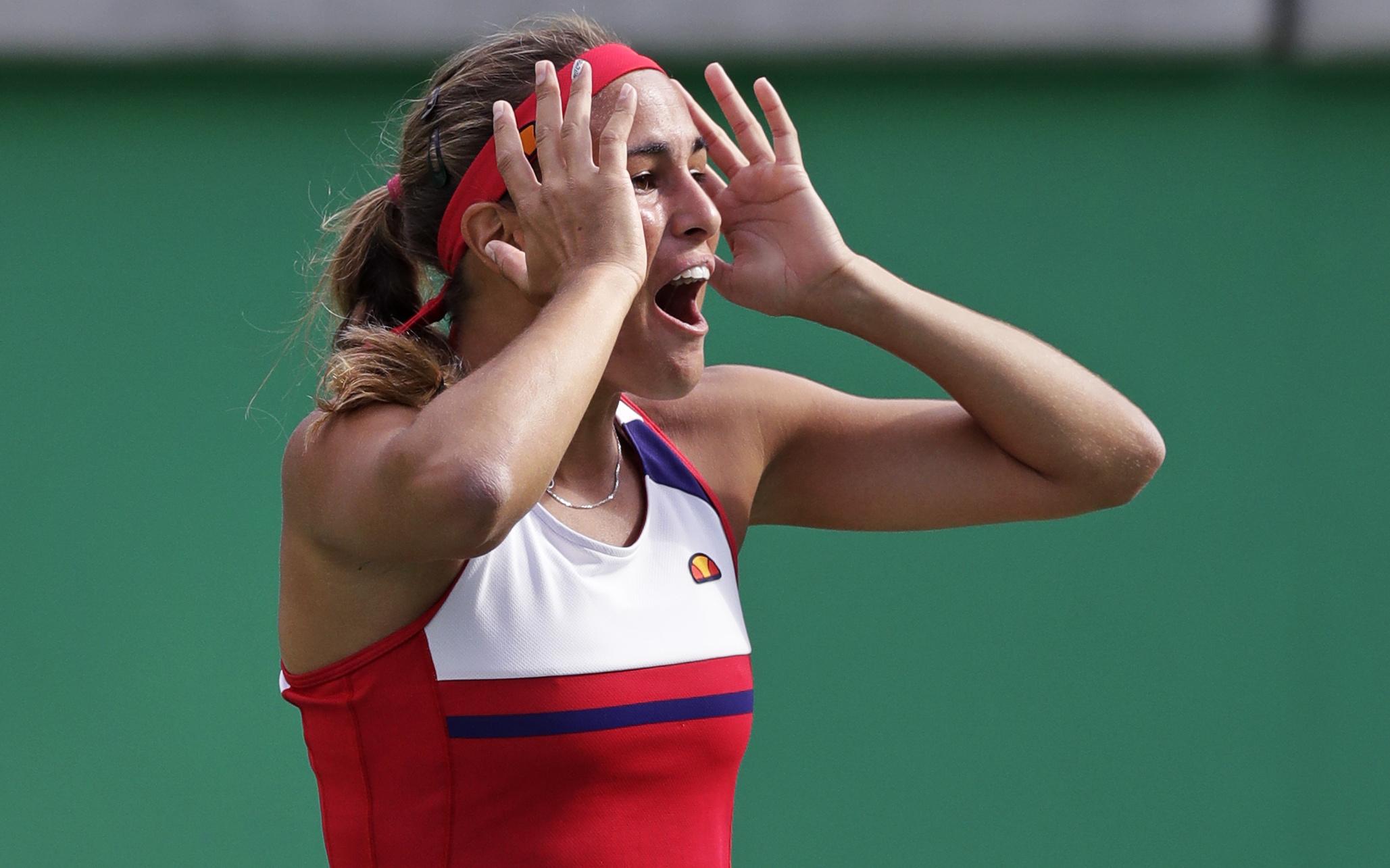 Prekvapujúca víťazka olympijského tenisového turnaja