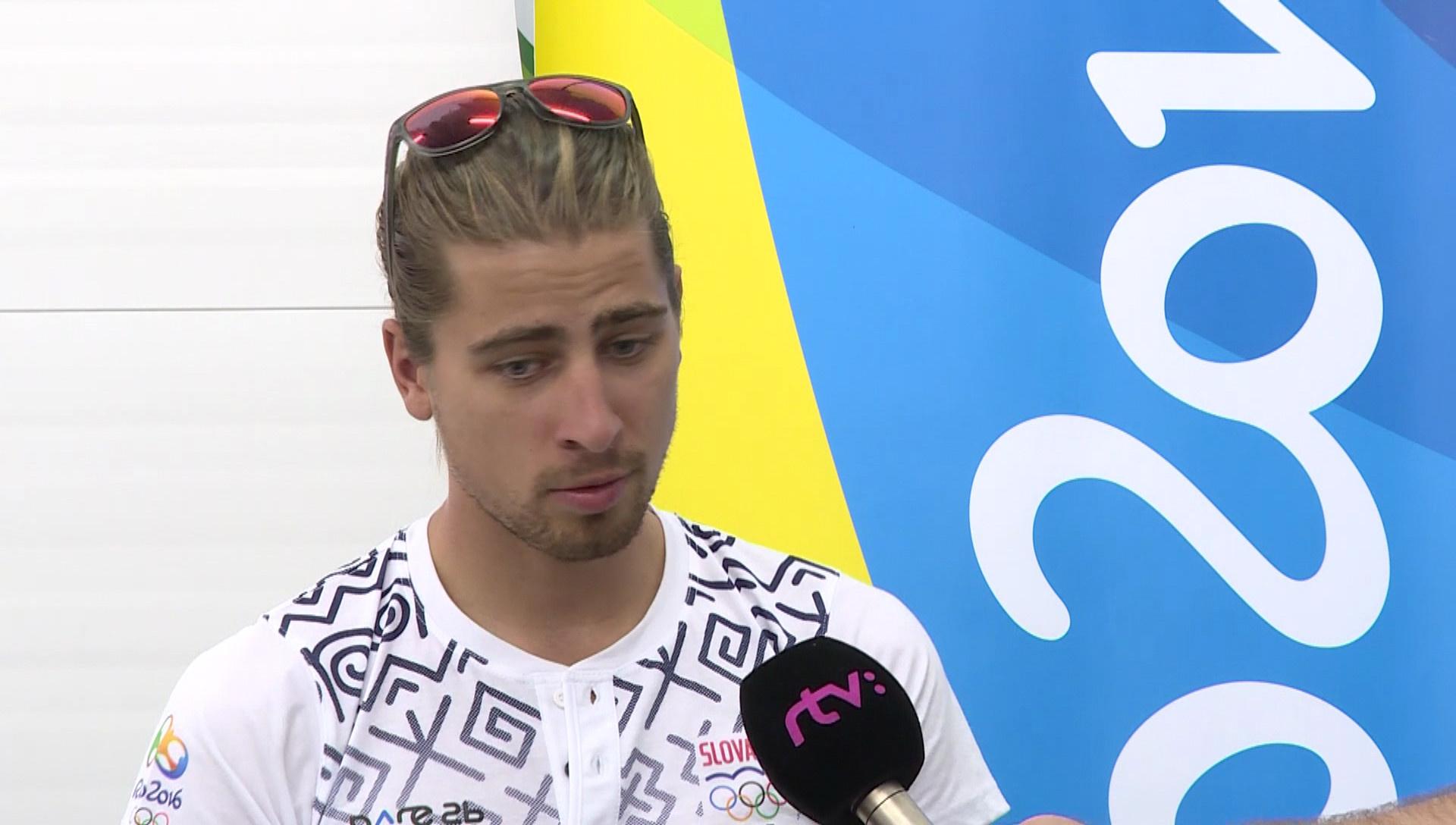 """Sagan:  """"V cestných pretekoch sa občas nudím"""""""