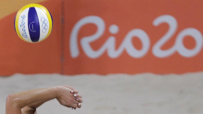 Martin Olejňák ako šéftréner poľského tímu v plážovom volejbale