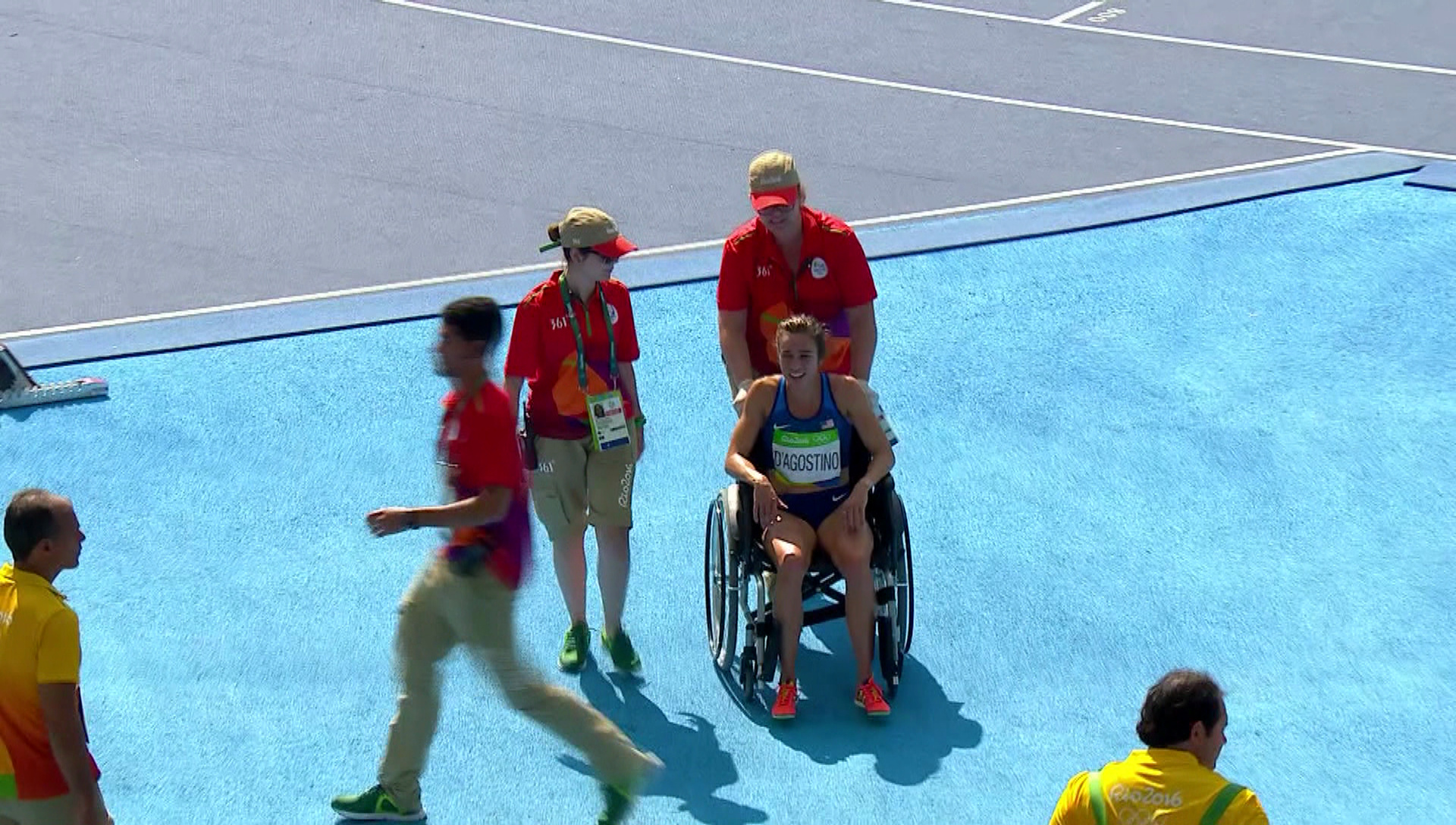 Zranená D'Agostinová nepobeží finále na 5000 m