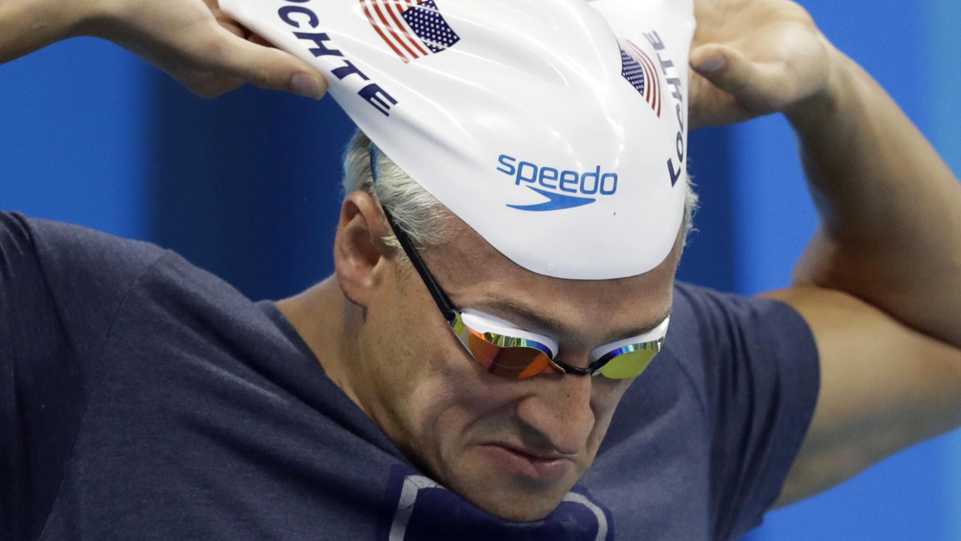 Americkí plavci si prepad vymysleli