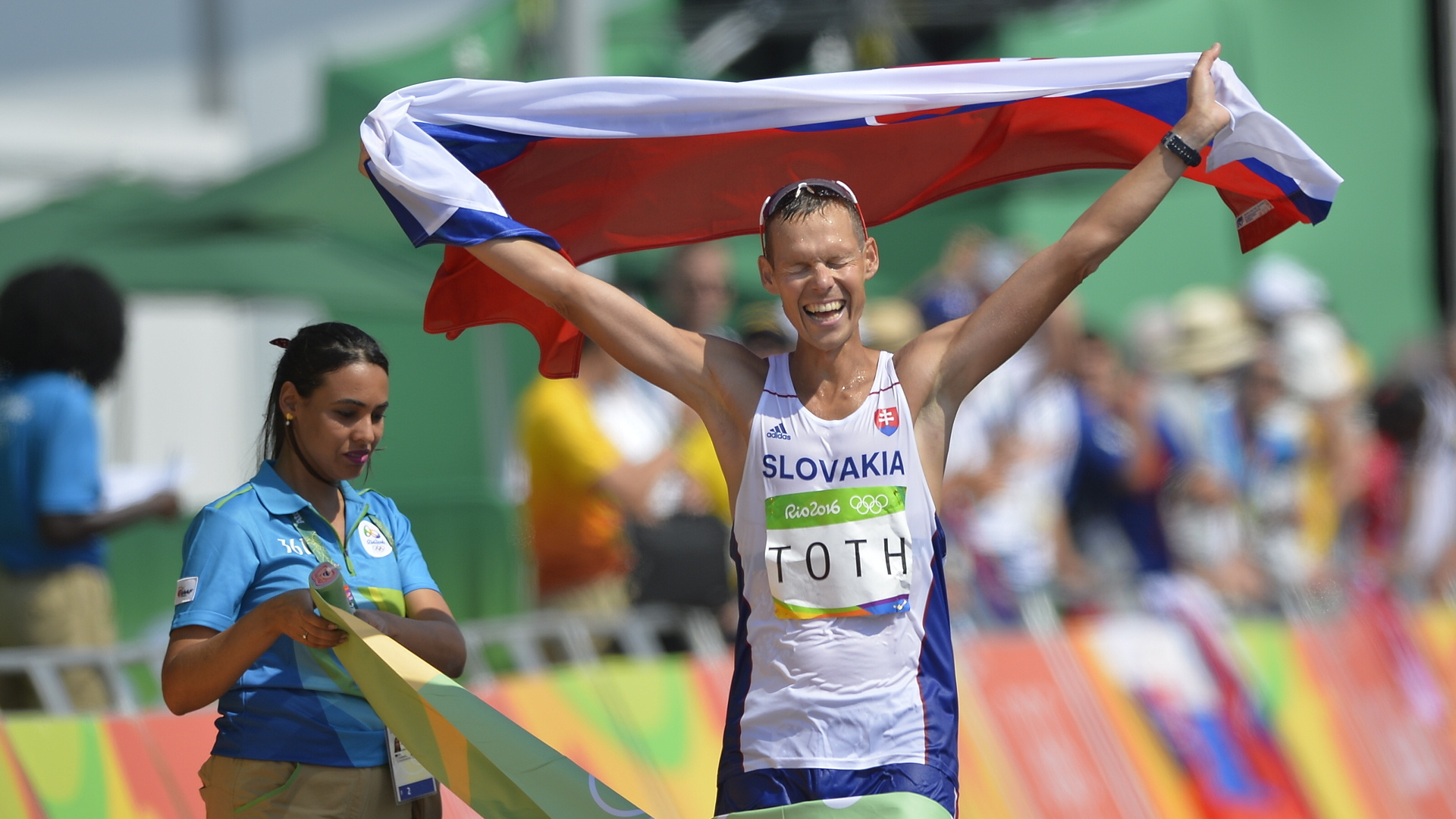Tóth zlatý v chôdzi na 50 km, Majdán 26