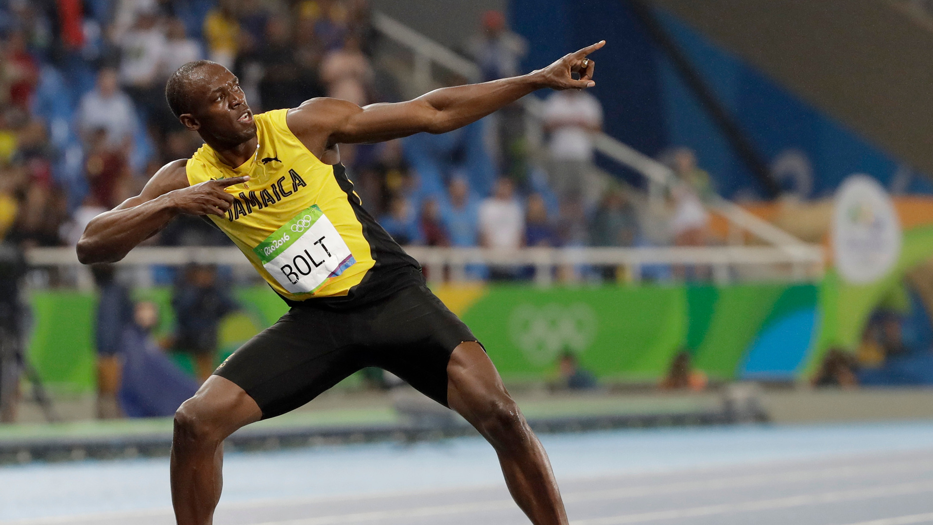 Bolt deviatym zlatom na šiestu priečku olympijskej histórie