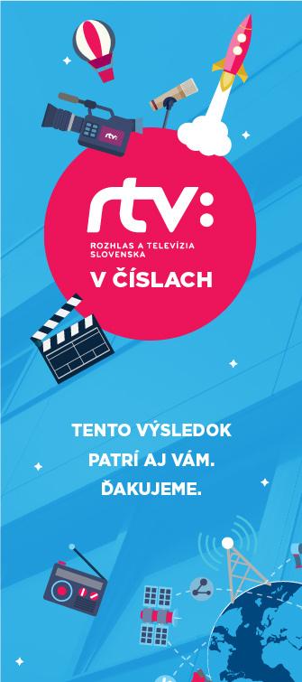 RTVS v číslach