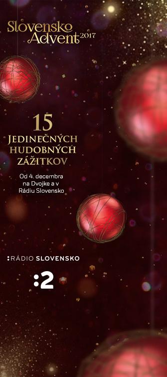 Slovensko Advent 2017