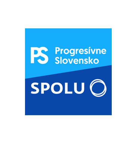 Progresívne Slovensko / Spolu
