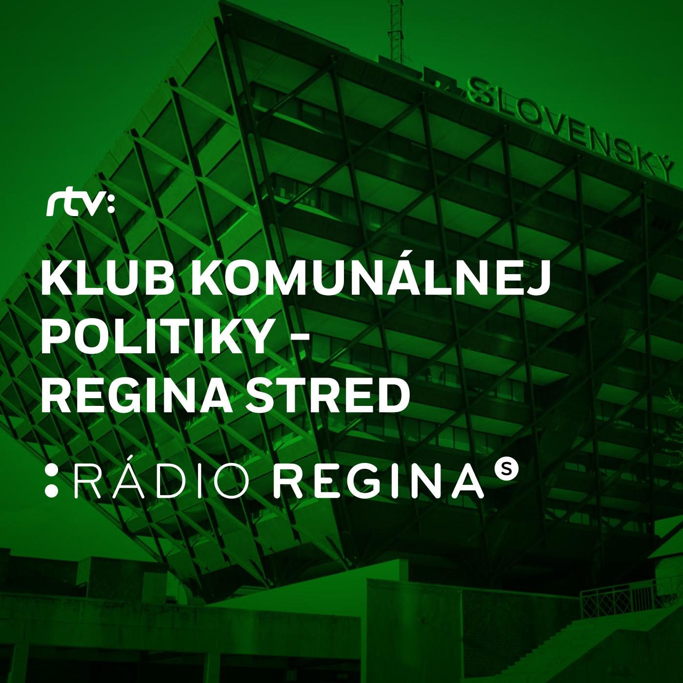 Klub komunálnej politiky - Regina Stred