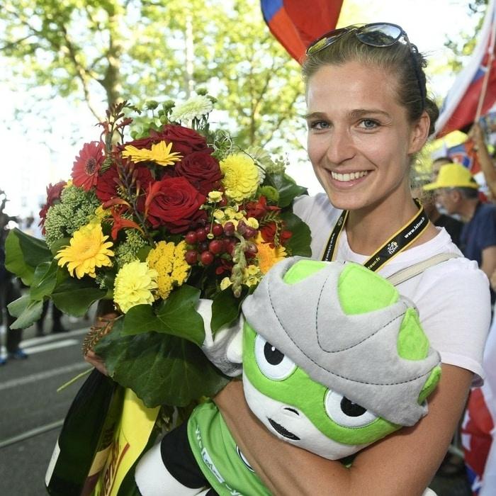 Manželka Petra Sagana