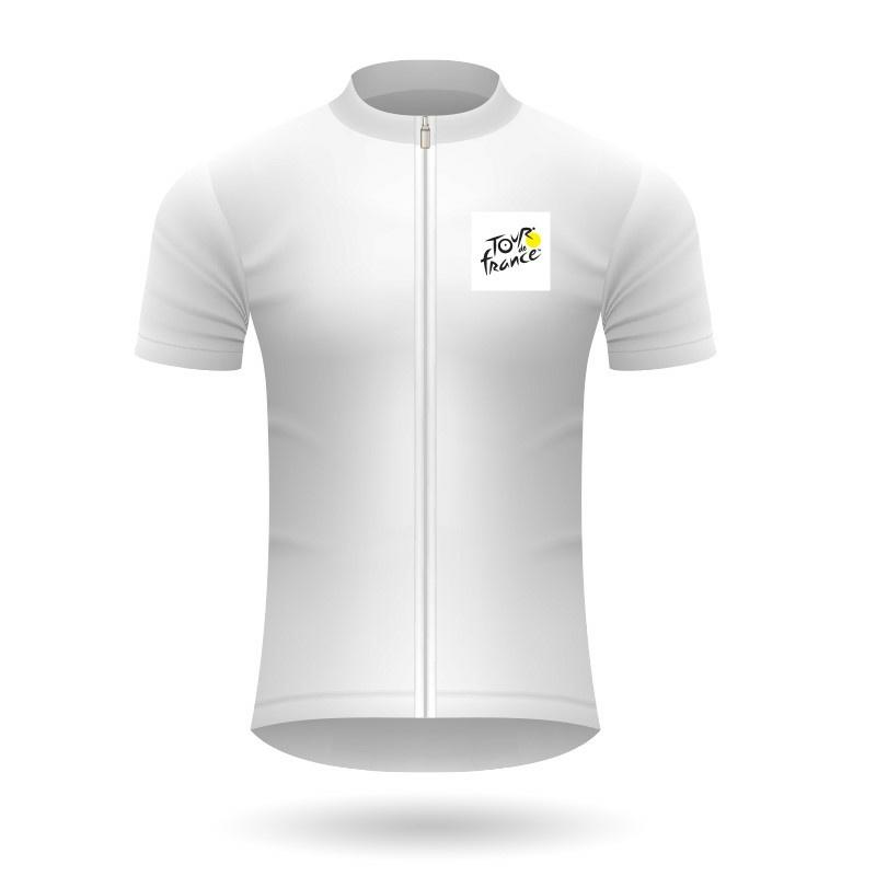 Biely dres Tour de France