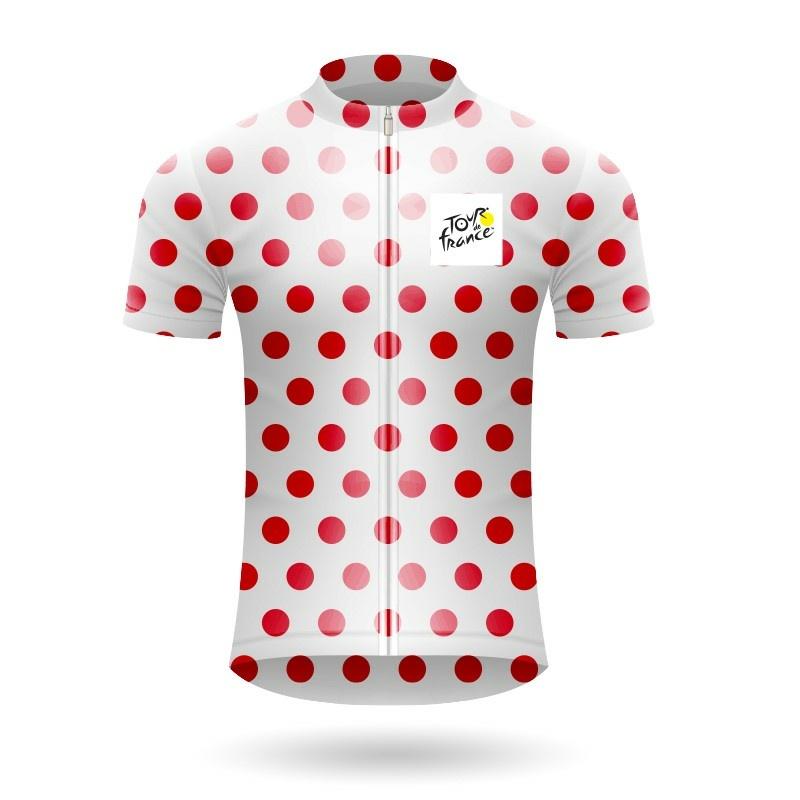 Bodkovaný dres Tour de France