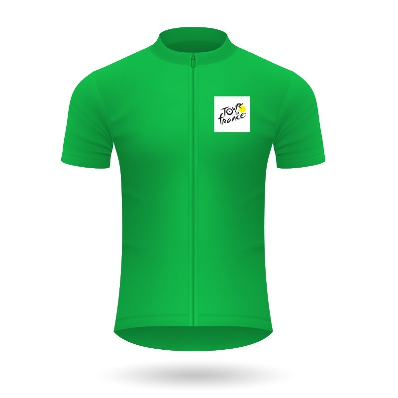Zelený dres Tour de France