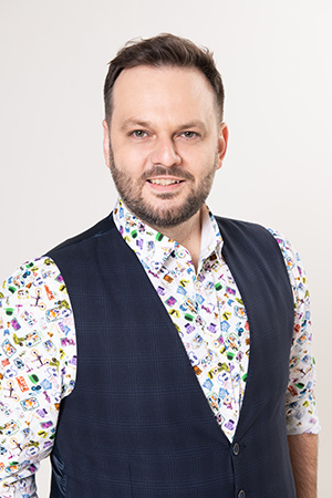 moderátor Junior