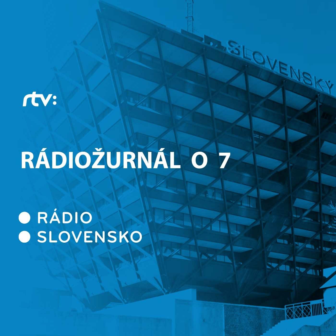 Rádiožurnál o 7:00