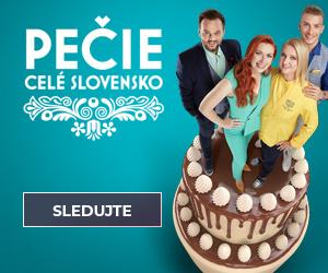 Pečie celé Slovensko mobilný banner
