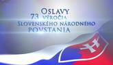 Oslavy 73. výročia Slovenského národného povstania