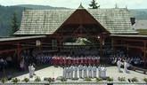 Folklórne festivaly - Heľpa (zostrihy)
