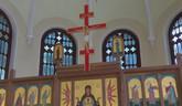 Svätá božská liturgia na nedeľu Všetkých svätých