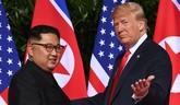 USA és Észak-Korea randevúja