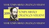 A XXVIII. Tompa Mihály Országos Verseny díjkiosztó gálaműsora