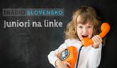 Rádio Slovensko - Juniori na linke