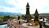 Folklórny festival - Východná