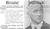 Rádióegyetem: Fiala-Butora János a Beneš-dekrétumokról