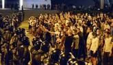 Zavargások a fehérorosz választás után