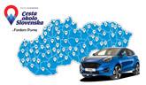 Poznáme výhercov súťaže Cesta okolo Slovenska s Fordom Puma
