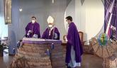 Svätá omša na 5. pôstnu nedeľu