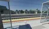 Vlaky ako súčasť MHD v Bratislave