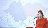 Négy járásbíróság megszűnésével számol a pénteken bemutatott új bírósági térkép