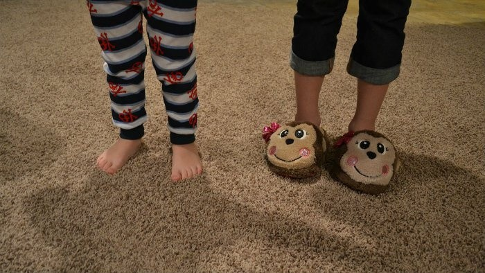 Som doma s deťmi