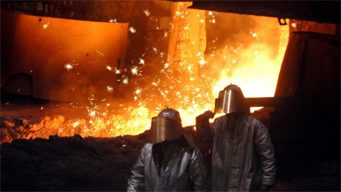 US Steel unions on strike alert