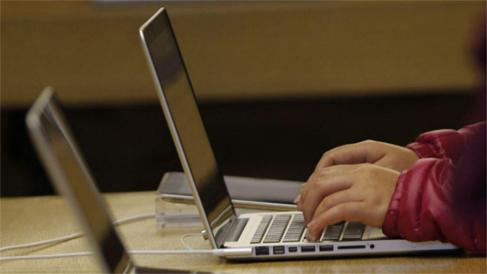 Influence of internet on the rise in Slovakia