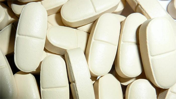 Потребление лекарств растет