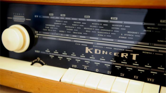 ¡Echemos un vistazo a los comienzos de la transmisión de la Radio Eslovaca!