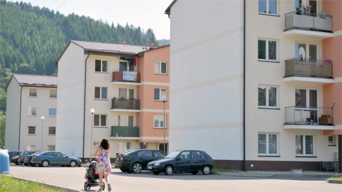 Housing first: Ein Zuhause für Familien in Wohnungsnot
