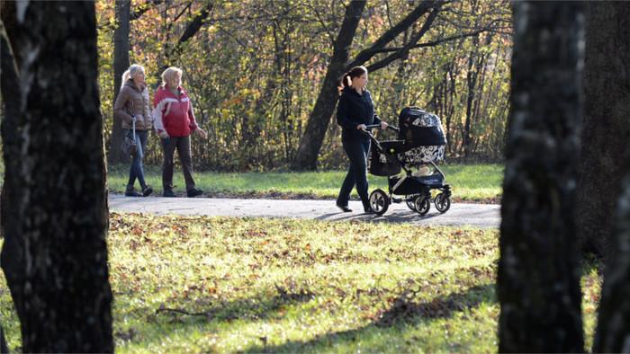 Crece el número de habitantes en Eslovaquia en los últimos 60 años