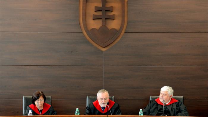 Gerichte: Stimmenverhältnis sollte öffentlich sein