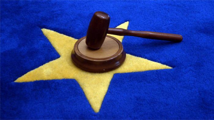 EU-Wiederaufbaufonds soll auch der Justiz helfen