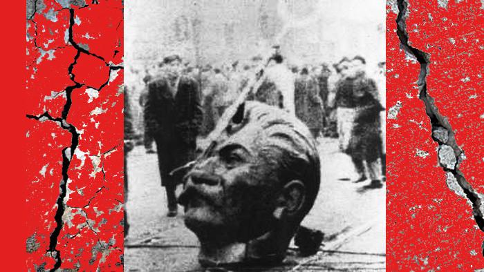 Pyžamová revolúcia (január - máj 1956)