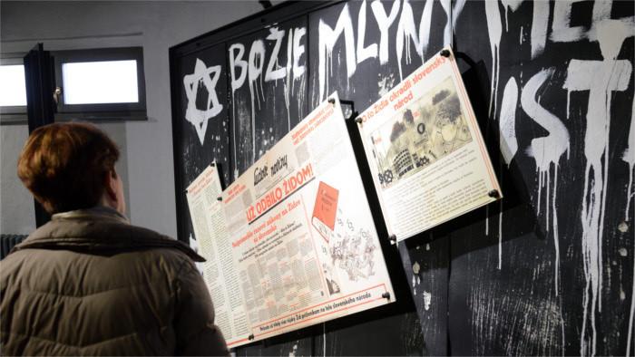 Holocaust-Museumsdirektor: Jungen Menschen muss man Werte vermitteln