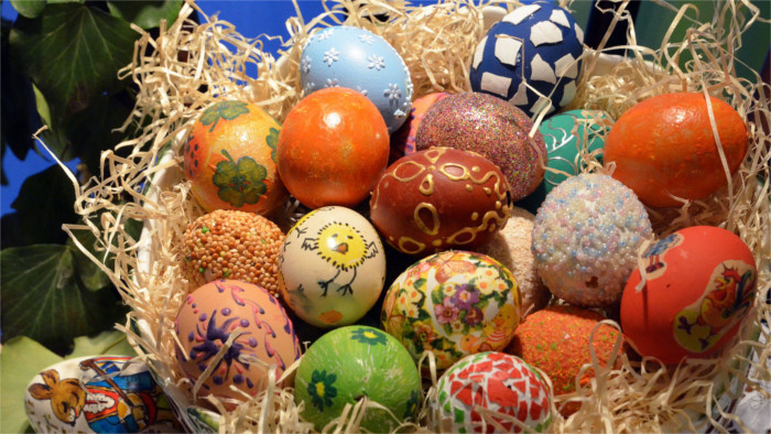 On Easter traditions with ethnologist: Why are they still alive?