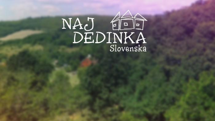 NAJ dedinka Slovenska - Poznáme víťaza