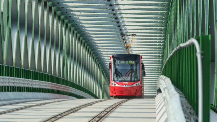 Projekt für Bratislava: Smart-Mobility der Zukunft