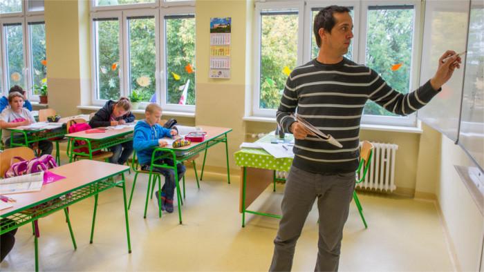 Bratislava lacks teachers
